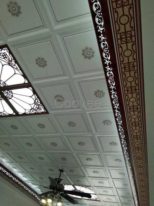 宣城集成吊顶-新中式铝扣板吊顶效果图怎么样