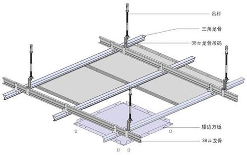 吊顶铝扣板是什么材料做的-厨卫铝扣板吊顶锈蚀到底是什么惹的祸