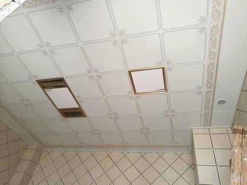 铝扣板怎么样包卫生间柱子-卫生间铝扣板吊顶怎么样