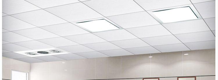 60铝扣板吊顶-铝扣板厂家60*60微孔怎么用