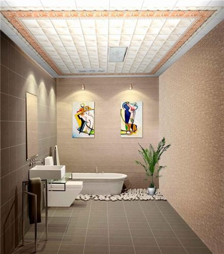 连云港铝扣板吊顶-云浮铝扣板厂家讲卫生间吊顶的材料有哪些