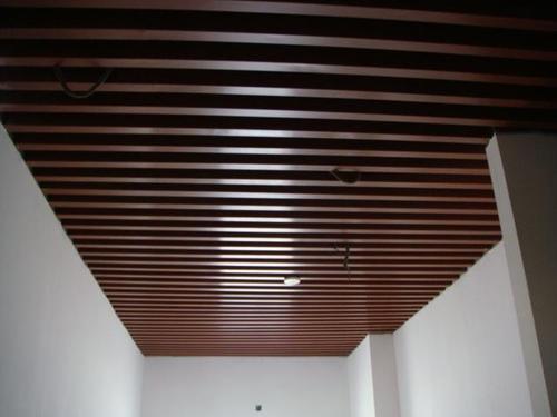 超净车间铝扣板吊顶-商场铝扣板吊顶