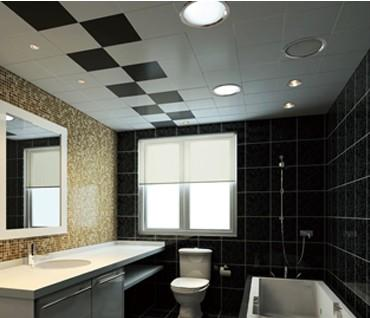 铝合金扣板吊顶客厅效果图-铝合金扣板吊顶价格的奥秘