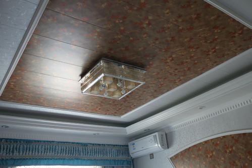 环保节能集成吊顶-铝扣板集成吊顶优点