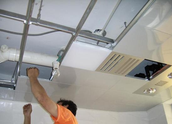 铝扣板大全-铝扣板吊顶拆装注意什么