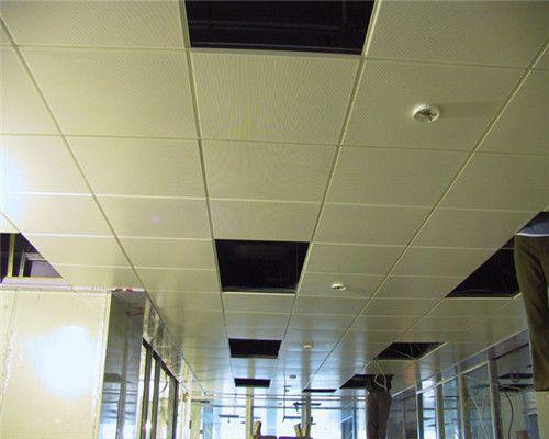 铝扣板吊顶下垂-客厅集成吊顶怎么包梁呢