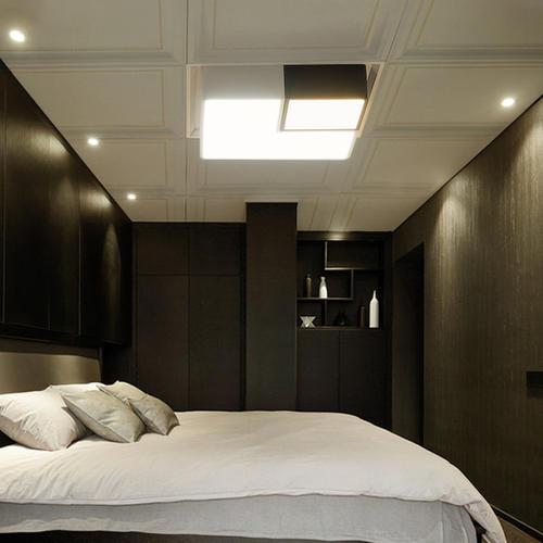卧室吊铝扣板-卧室铝扣板吊顶厂家告诉你