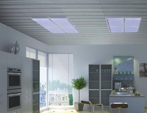 铝扣板图案的选择-安装铝扣板吊顶的价格构成