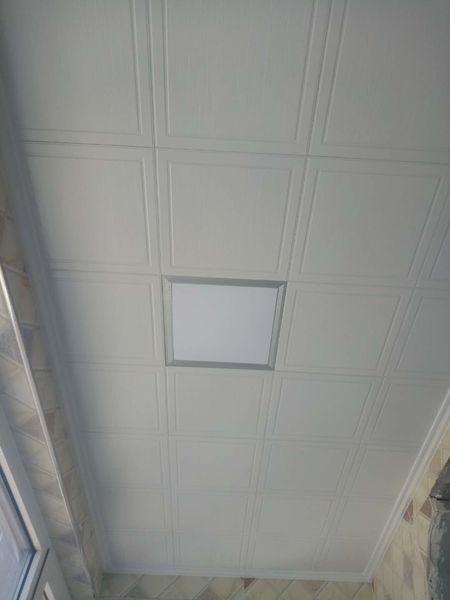 河北集成吊顶铝扣板厂家-铝扣板集成吊顶适合装哪里