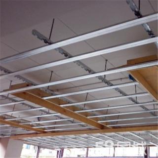 工装集成吊顶效果-工装铝扣板吊顶不会错