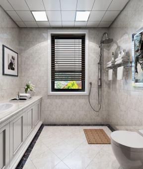 客厅铝扣板吊顶效果图片-卫生间铝扣板吊顶图片大放送