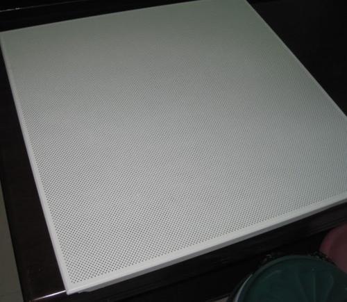 邯郸外墙铝扣板生产厂家-工程铝扣板生产厂家之铝单板与铝扣板你了解有多少