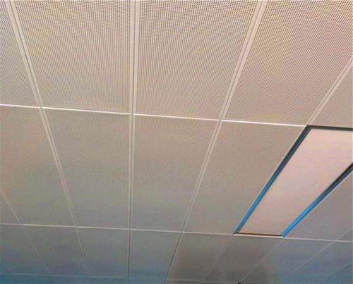 工装集成吊顶规格-这些工装吊顶材料值得考虑