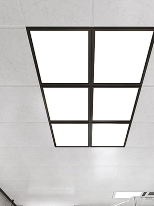 有雷士集成吊顶-铝扣板吊顶颜色搭配