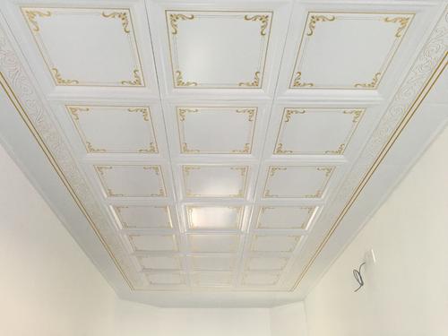 卧室吊顶集成铝扣板-卧室装铝扣板吊顶好看吗