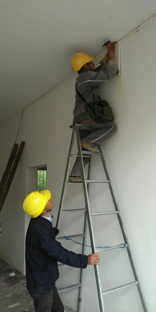 新房铝扣板-书房吊顶铝扣板安装怎么装