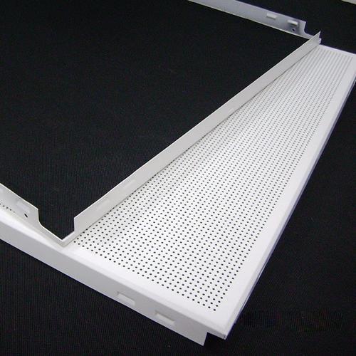 铝扣板天花图-机房铝扣板厂家带图教你机房吊顶天花怎么选