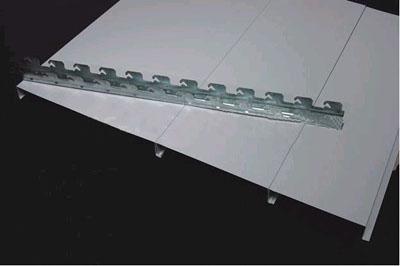 吊顶材质铝扣板-铝扣板是什么材质