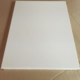 白色铝合金扣板-扣板集成吊顶