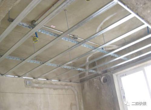 铝扣板有毒么-卫生间铝扣板吊顶厂家教你几招