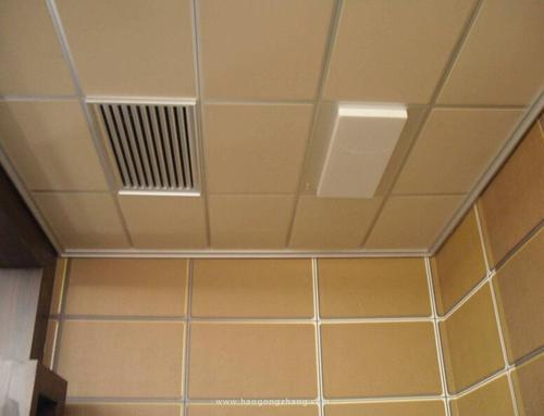铝扣板吊优点-铝天花有什么优点