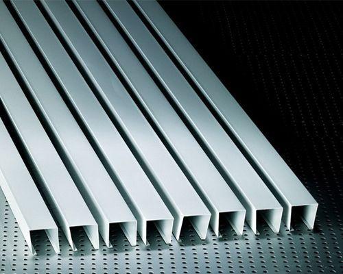 上海铝扣板品牌-品牌商城铝扣板工程案例效果图