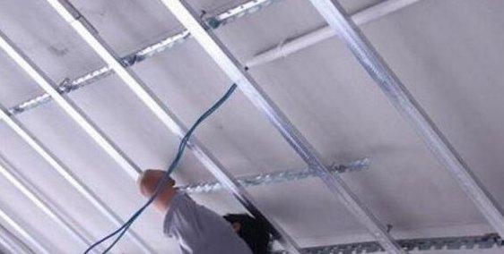 铝扣板吊顶步骤-铝扣板吊顶安装难吗