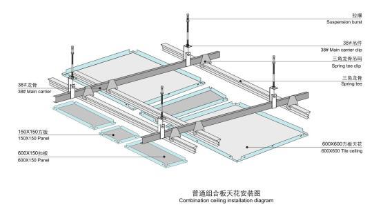 厂家品牌铝扣板吊顶-总结影响铝扣板厂家品牌排名因素