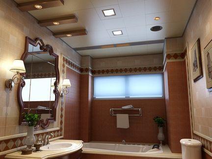 卫生间吊顶铝扣板吊顶-卫生间集成吊顶安装秘籍