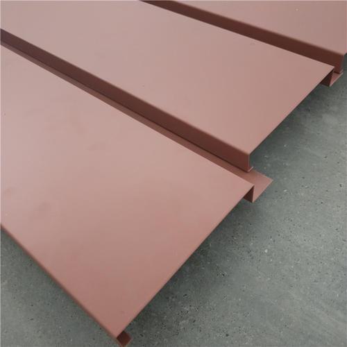 铝扣板吊顶瓜钩-跟着铝扣板生产厂家来看看吧