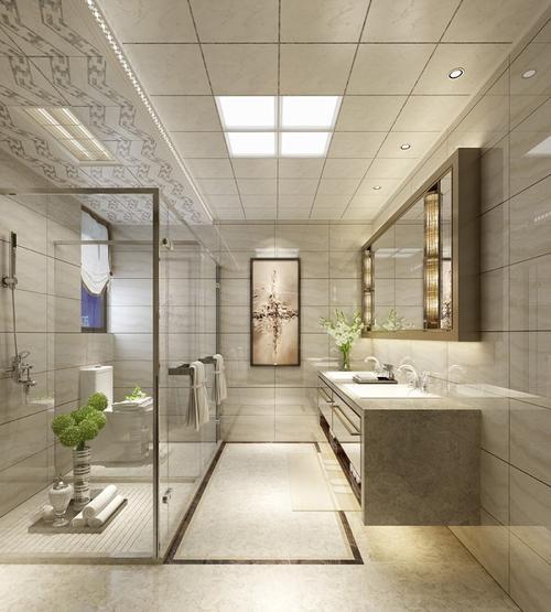 卫浴集成吊顶价格-卫生间集成吊顶多少不算贵