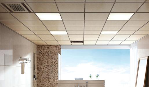 集成吊顶做清洁-不同的吊顶清洁我们要怎么维护呢
