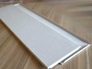 六安铝扣板装饰材料厂家-中山铝天花厂家之大型装饰材料pk赛