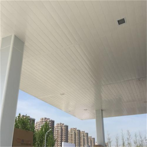 集成铝扣板吊顶公司-阳江妇幼保健院和佛山美利龙铝扣板吊顶项目合作工程