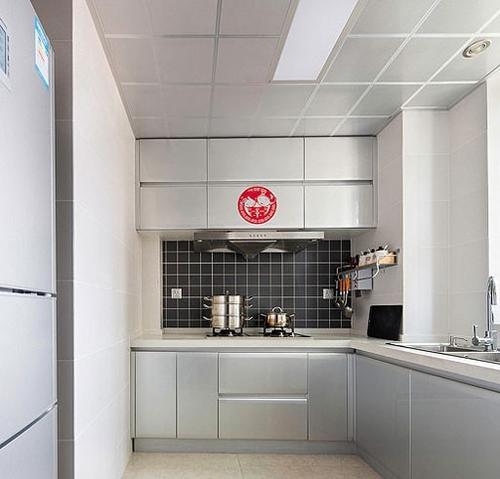 铝扣板装饰墙图片-铝扣板吊顶如何装饰