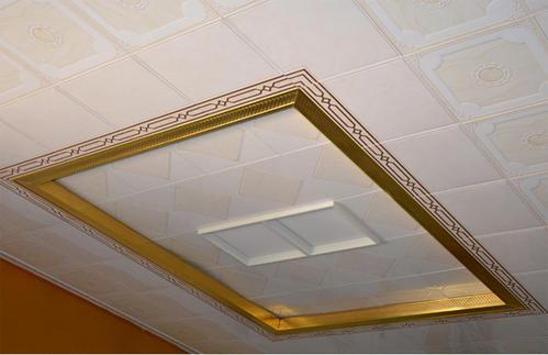 个性铝扣板-集成吊顶的个性订制