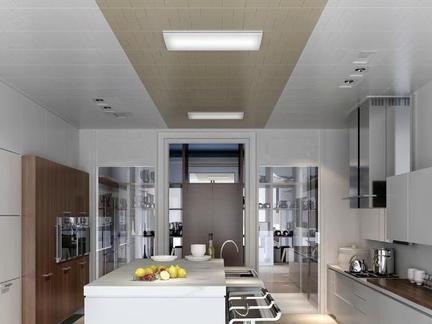 厨房和卫生间铝扣板吊顶多少钱-厨房铝扣板吊顶一般需要多少钱