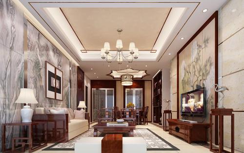 客厅铝扣板客厅吊顶效果图-客厅铝扣板吊顶厂家一一给你们介绍
