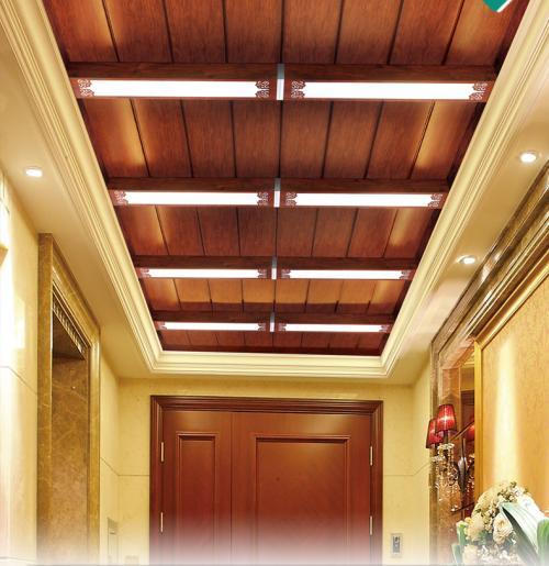 过道走廊集成吊顶-简欧式走廊吊顶怎么装
