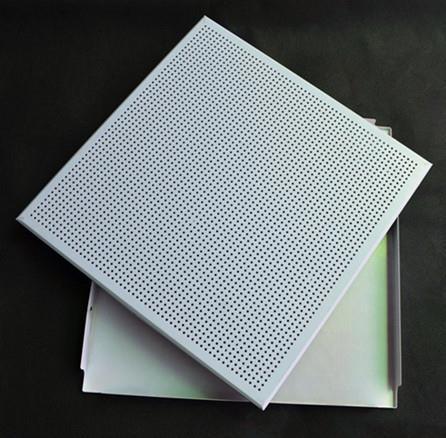 固原铝扣板-铝方通吊顶的安裝
