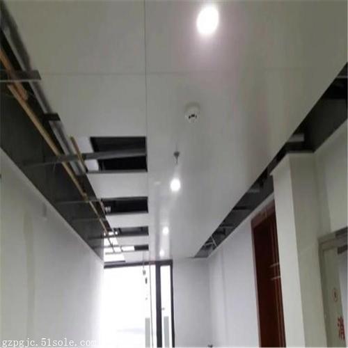 室内吊顶铝扣板吊顶-室内铝扣板厂家教你安装流程