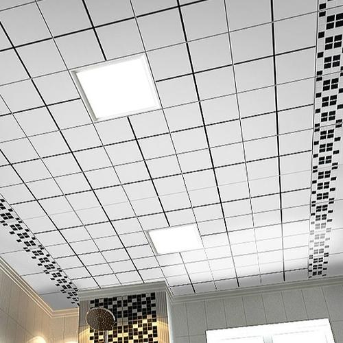 黑钛金集成吊顶-集成吊顶的日常清洁方法