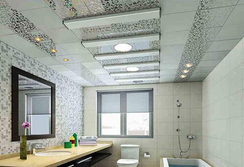卫生间集成吊顶好还是铝扣板好-铝扣板吊顶还是集成吊顶好