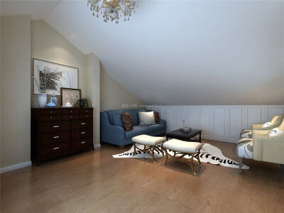 铝扣板吊顶客厅效果图大全-客厅铝扣板吊顶效果图