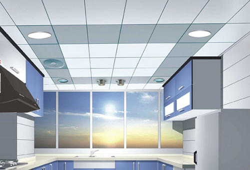 蜂窝大板和普通铝扣板区别-蜂窝板和铝扣板那个更适合在客厅装