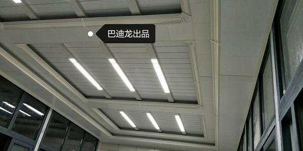 墙集成铝扣板-中山集成吊顶厂家讲铝扣板集成吊顶这些事