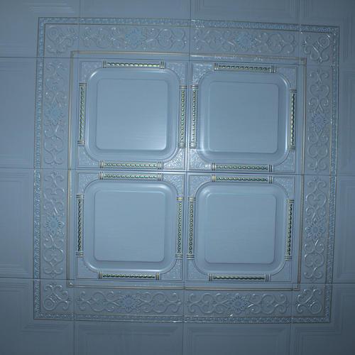 转角集成吊顶-铝扣板吊顶安装施工方式