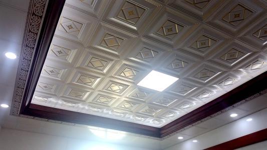 客厅集成吊顶材料价格-30平客厅吊顶要多少钱