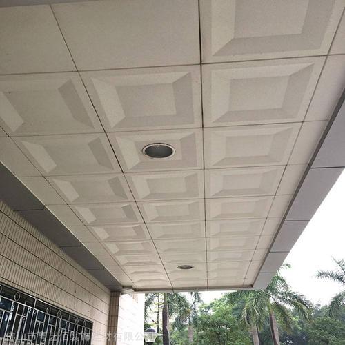 铝扣板平面吊顶-铝扣板生产厂家之铝扣板吊顶的平方怎么计算