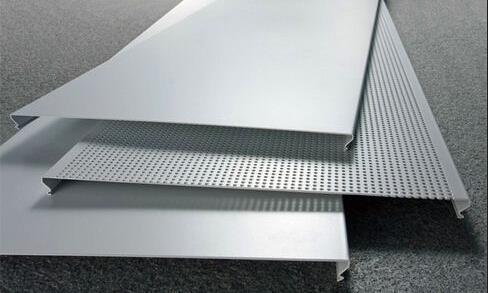 条形铝扣板吊顶尺寸-铝扣板生产厂家讲讲铝扣板吊顶怎么装